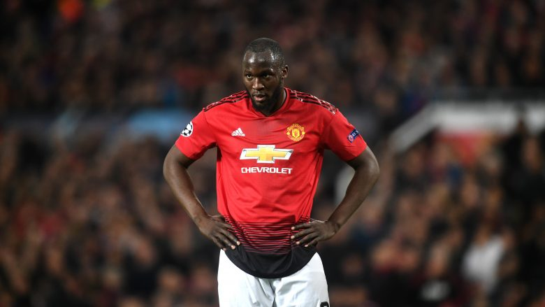Romelu Lukaku . (Photo by Michael Regan/Getty Images)