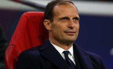Allegri e konfirmon të ardhmen: Do të qëndroj te Juventusi