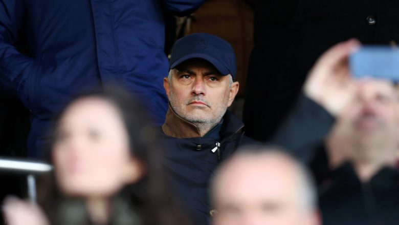 Mourinho. (Photo by Clive Rose/Getty Images)