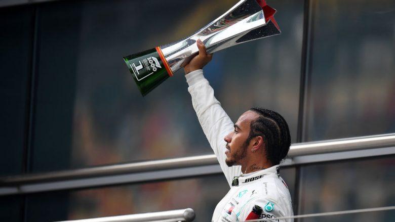 Lewis Hamilton. (Foto: Clive Mason/Getty Images/Guliver)