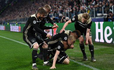 Vazhdon mrekullia Ajax, eliminon Juventusin dhe kalon në gjysmëfinale