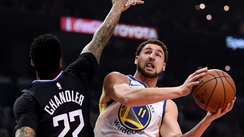LA Clippers - Golden State Warriors. (Foto : Harry How/Getty Images/Guliver)
