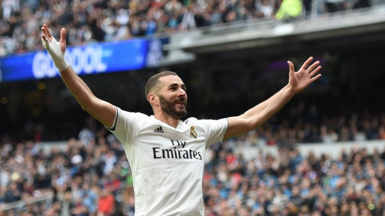 Karim Benzema. (Foto: Denis Doyle/Getty Images/Guliver)