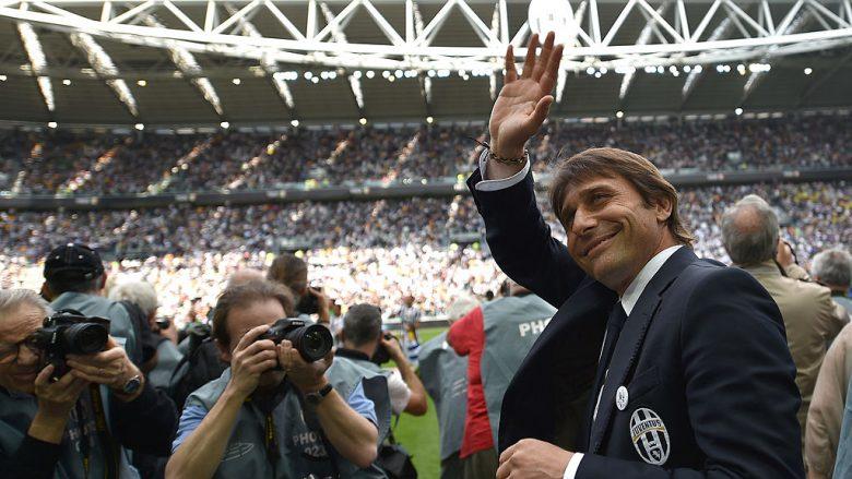 Antonio Conte.  (Photo by Valerio Pennicino/Getty Images)