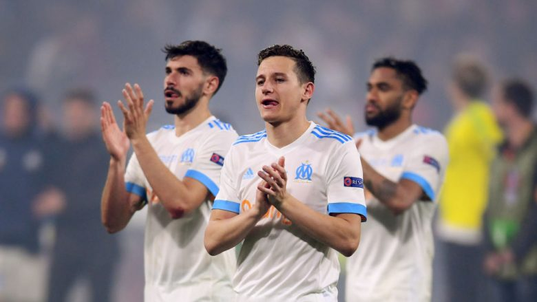 Florian Thauvin.  (Foto: Laurence Griffiths/Getty Images/Guliver)