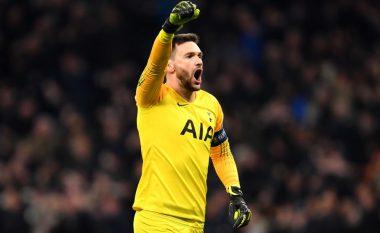 Notat e lojtarëve: Tottenham 1-0 Manchester City, shkëlqimi i Lloris dhe zhgënjimi i Agueros