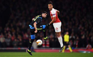 Rikthehet Liga e Evropës me ndeshjet kthyese, vëmendja te sfida Napoli-Arsenal