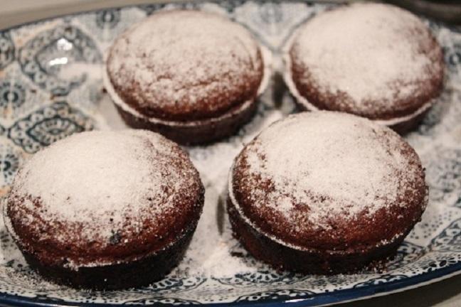 Receta për 'muffin' pa gluten dhe pa alergjenë