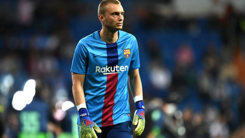 Jasper Cillessen (Foto: David Ramos/Getty Images/Guliver)
