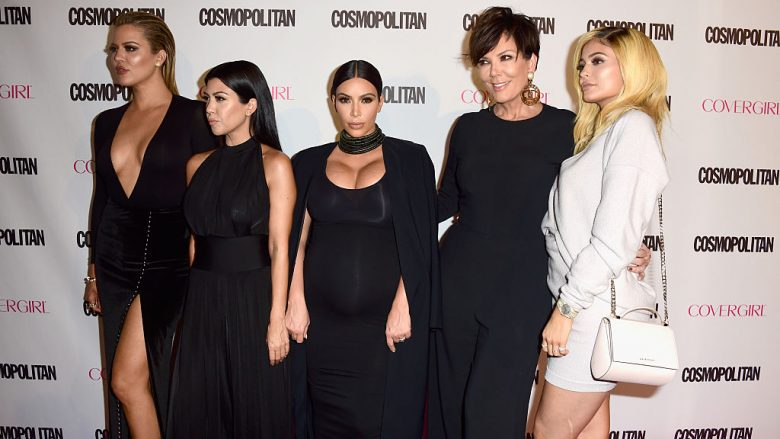 Motrat Kardashian (Foto: Frazer Harrison/Getty Images for Cosmopolitan/Guliver)