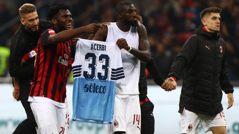 Franck Kessie dhe Tiemoue Bakayoko (Foto: Marco Luzzani/Getty Images/Guliver)