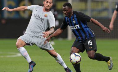 Notat e lojtarëve: Inter 1-1 Roma, vlerësohet paraqitja e Asamoah
