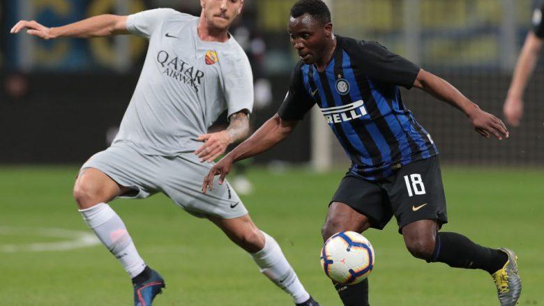 Kwadwo Asamoah në ndeshjen ndaj Romës  (Foto: Emilio Andreoli/Getty Images/Guliver)