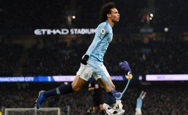 Gjashtë futbollistët më të shpejtë në Ligën Premier, Sane vetëm i treti