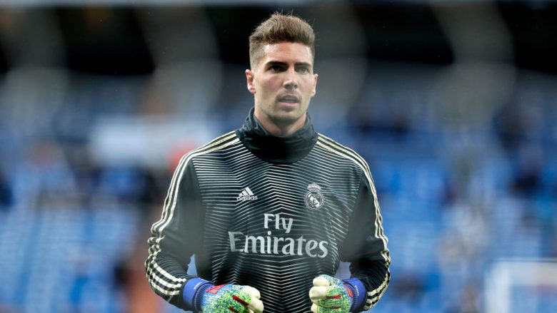 Luca Zidane (Foto: Gonzalo Arroyo Moreno/Getty Images/Guliver)