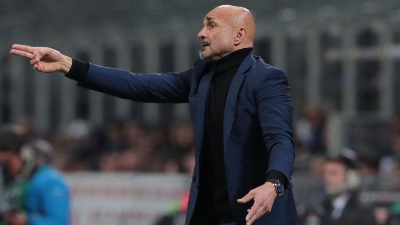 Luciano Spalletti (Foto: Emilio Andreoli/Getty Images/Guliver)
