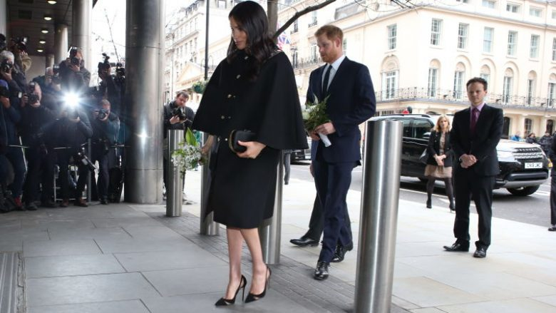 Meghan Markle dhe princi Harry (Foto: Ian Vogler -WPA Pool/Getty Images/Guliver)