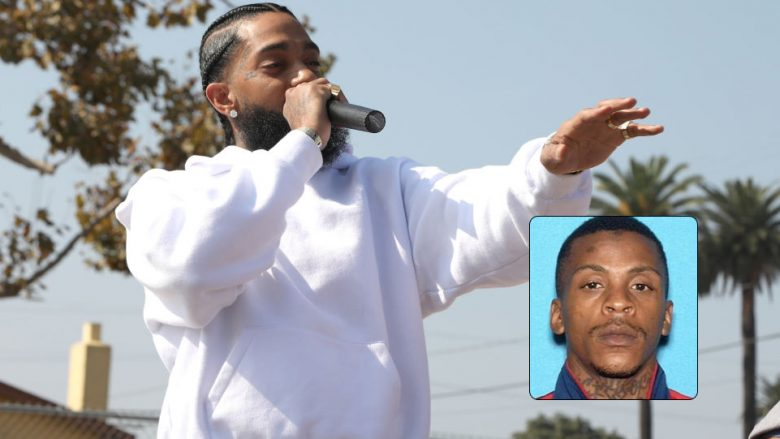 Nipsey Hussle, Eric Holder (Foto: Getty Images/Guliver/Twitter)