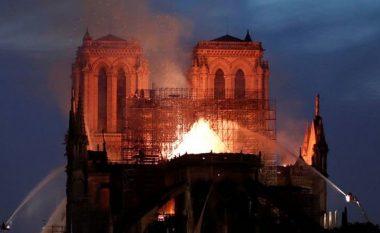 Zjarr në katedralen Notre Dame, reagon edhe presidenti amerikan