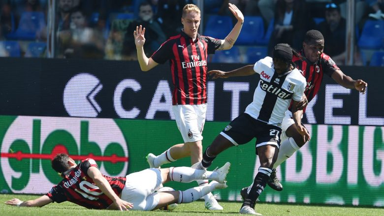 Parma - Milan (Foto: Giuseppe Bellini/Getty Images/Guliver)