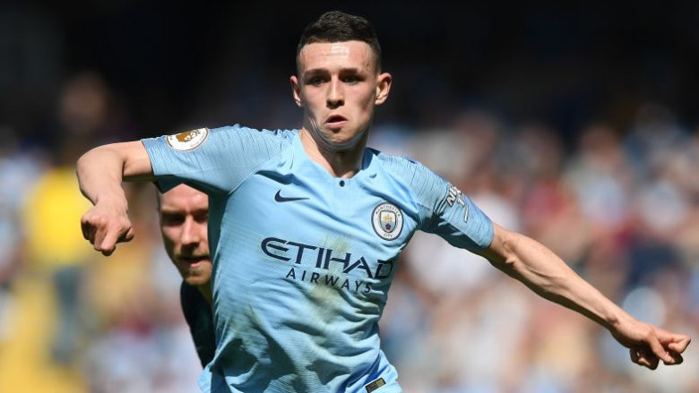 Phil Foden (Foto: Shaun Botterill/Getty Images/Guliver)