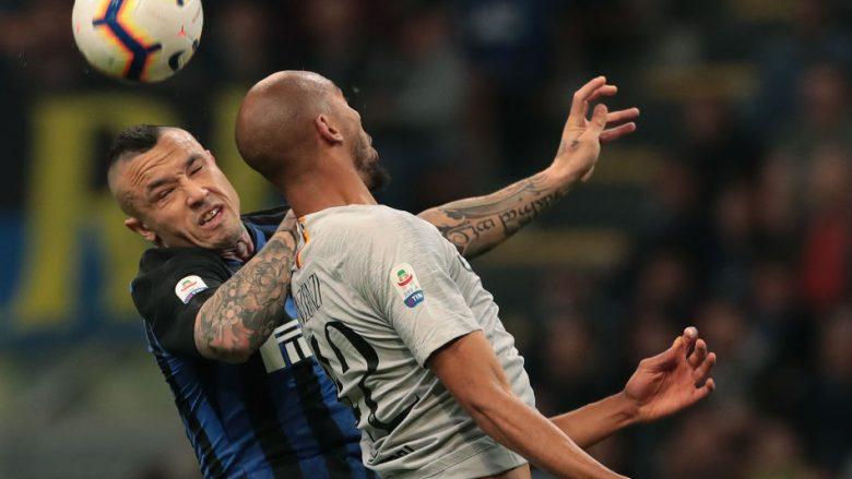Pamje nga ndeshja Inter - Roma (Foto: Emilio Andreoli/Getty Images/Guliver)