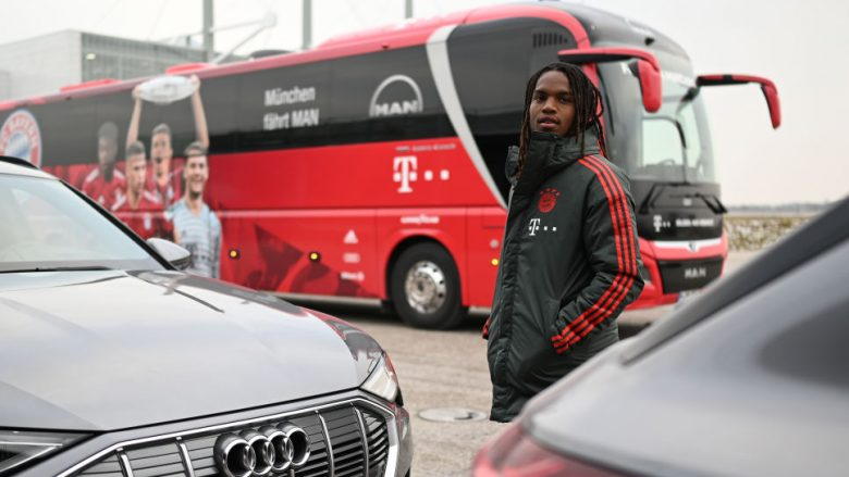 Renato Sanches (Foto: Alexander Scheuber/Getty Images for AUDI/Guliver)