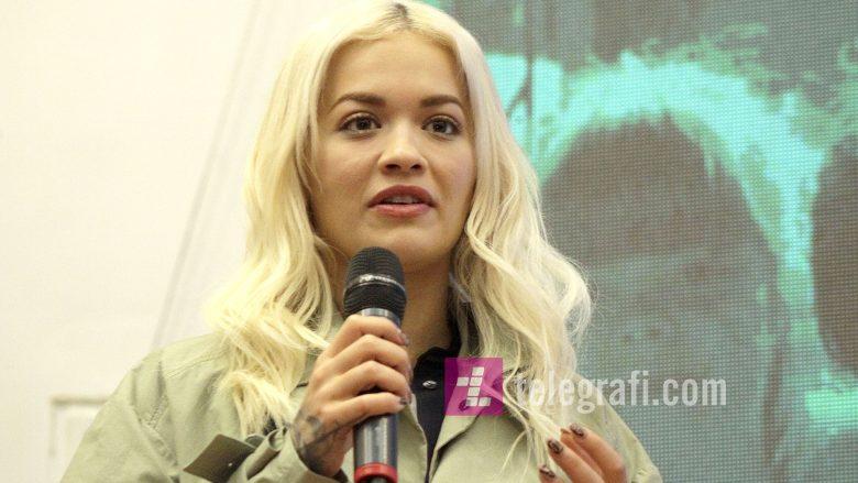 Rita Ora (Foto: Telegrafi/Ridvan Slivova)