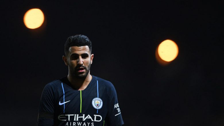 Riyad Mahrez (Foto: Harry Trump/Getty Images/Guliver)