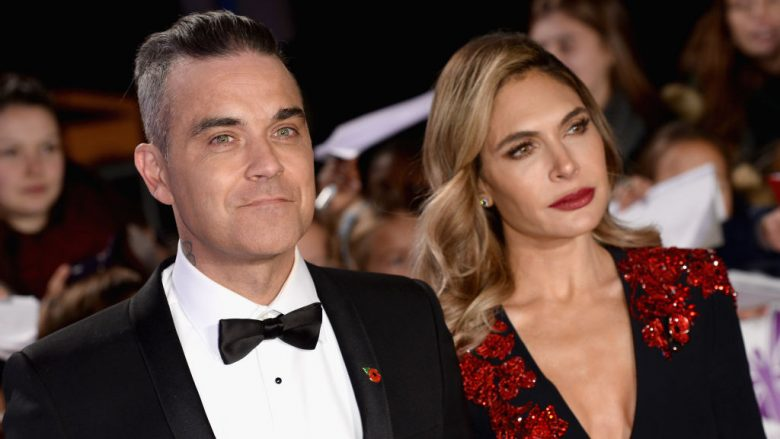 Robbie Williams dhe Ayda Field (Foto: Jeff Spicer/Getty Images/Guliver)