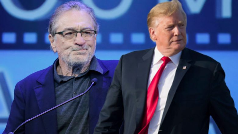 Robert De Niro, Donald Trump (Fotomontazh: Getty Images/Guliver)