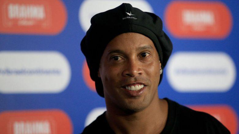Ronaldinho (Foto: Bruna Prad/Getty Images/Guliver)