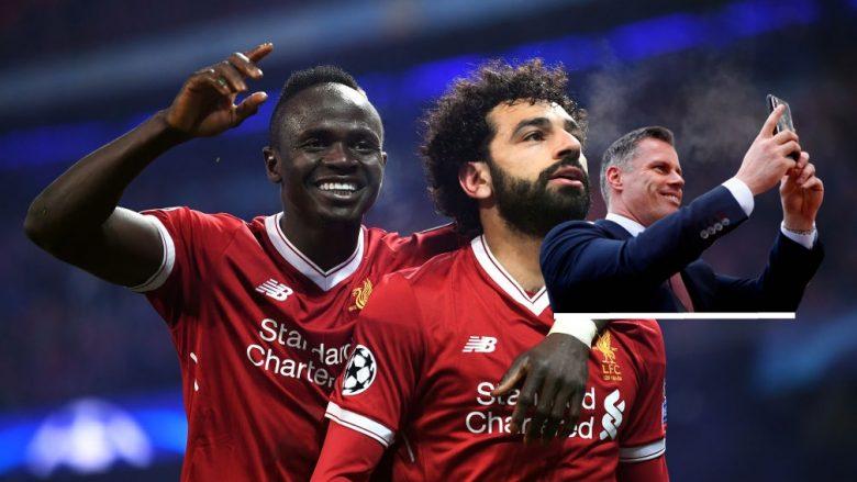 Mohamed Salah dhe Sadio Mane (Foto: Laurence Griffiths/Getty Images/Guliver)
