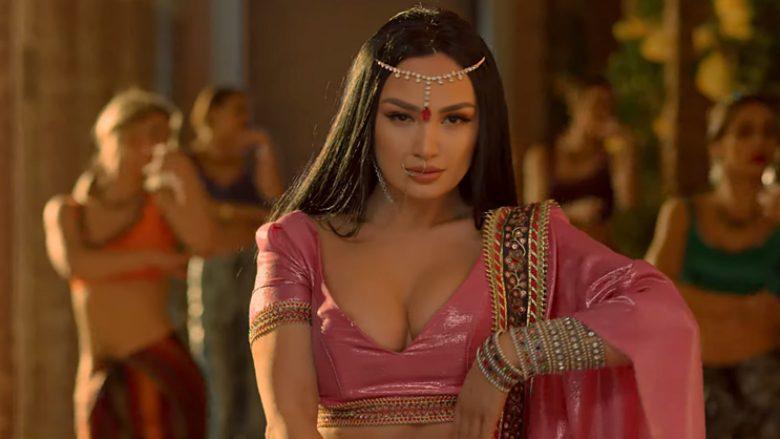 Samanta Karavella (Foto: Screenshot/YouTube/Samanta)
