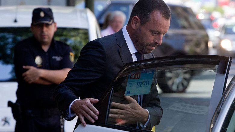 Sandro Rosell (Foto: Gonzalo Arroyo Moreno/Getty Images/Guliver)