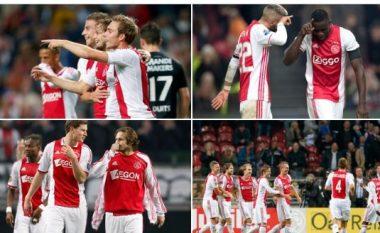 Ajaxi i përshëndet ish-yjet e veta që sot luajnë te Tottenhami: Ju duam, por do t'ju luftojmë
