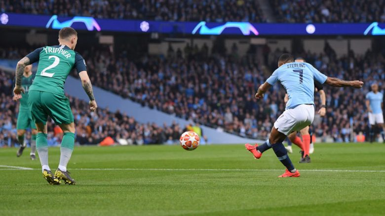 Raheem Sterling (Foto: Laurence Griffiths/Getty Images/Guliver)