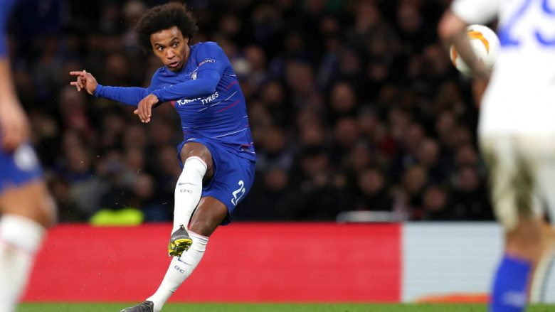 Willian (Foto: Catherine Ivill/Getty Images/Guliver)