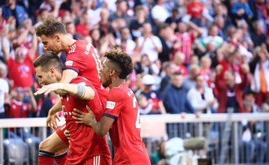 Bayerni fiton më vështirësi ndaj Werderit të Rashicës