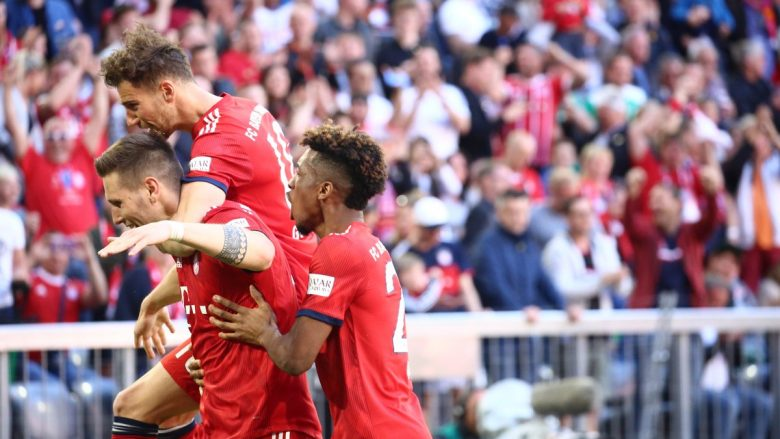 Foto: FC Bayern/Twitter