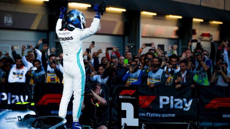 Valtteri Bottas Foto: Mercedes-AMG F1/Twitter