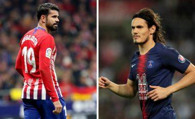 PSG e do Costan, Atletico mendon shkëmbimin me Cavanin