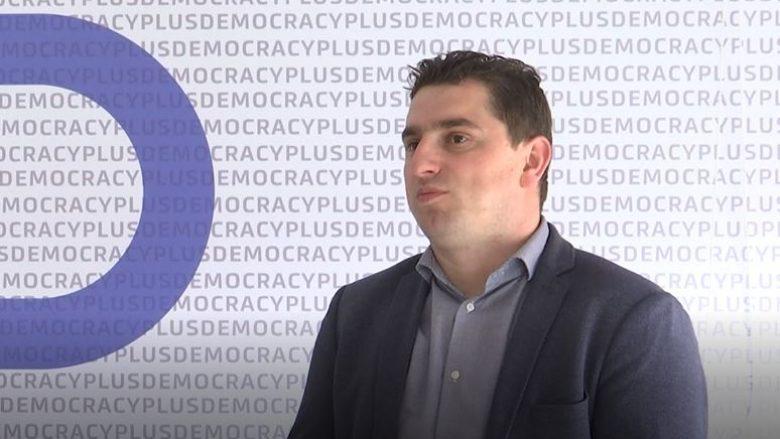 """Valmir Ismaili nga """"Demokracia Plus"""""""