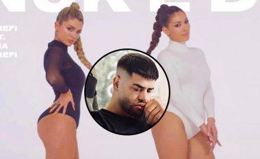 Era dhe Nora publikojnë fotografi atraktive nga xhirimet, Noizy i ngacmon me një koment interesant