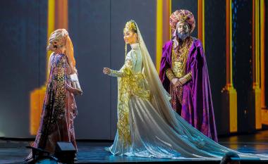 Rikthehet Shehrazade në '1001 Nights: The Last Chapter', shfaqje madhështore në Emiratet e Bashkuara Arabe