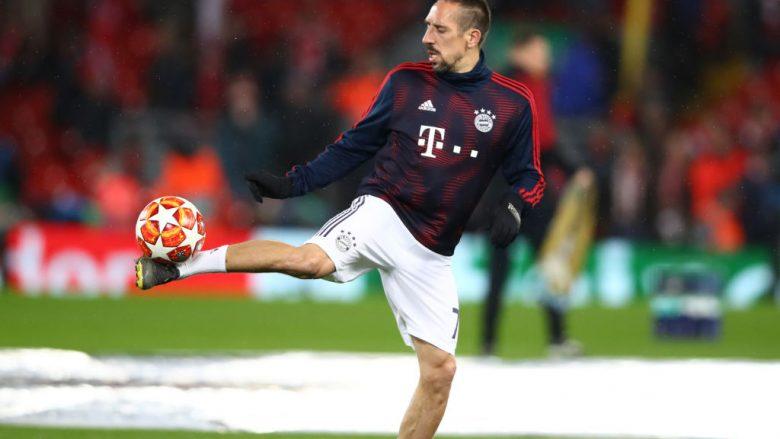 Franck Ribery (Foto: Clive Brunskill/Getty Images/Guliver)