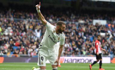 Benzema i lumtur me formën që po kalon pas rikthimit të Zidanes