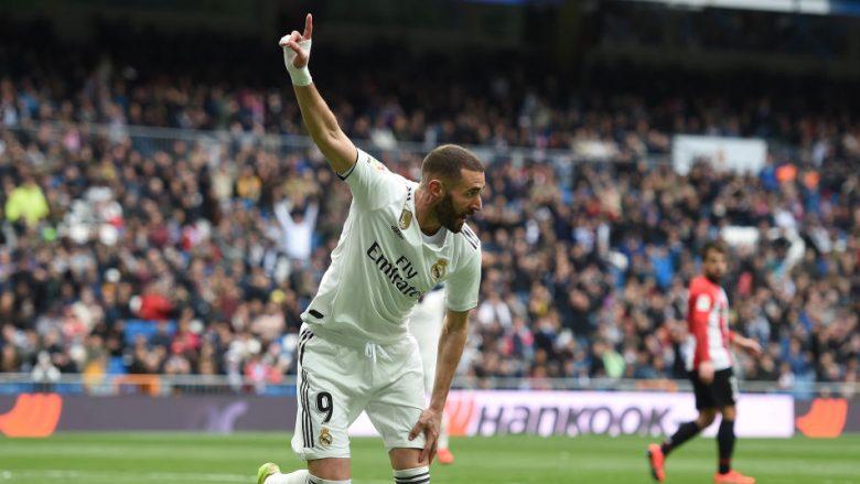 Karim Benzema (Foto: Denis Doyle/Getty Images/Guliver)