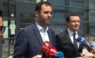 Albin Kurti e Glauk Konjufca padisin Thaçin e Veselin për shpifje