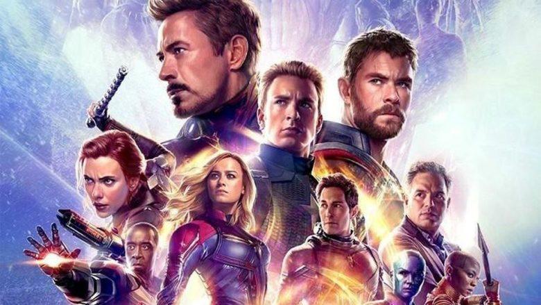 """Avengers: Endgame"" ( IMAX poster, Foto: Walt Disney dhe Imax)"